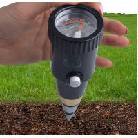 Buy cheap hot sales handheld DIgital pointer display soil moisture PH meter PH range 3~8ph from wholesalers