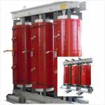 China 33kV - 800 KVA Dry Type Transformer Inflaming Retarding 3 Phase Transformer wholesale
