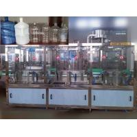 China PET / PP Plastic Bottle Automatic Water Filling Machine For Beverage / Pure Water wholesale