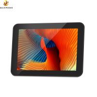 Buy cheap Raypodo 8 Inch Touch Screen Monitor , Android 6.0 Full HD Touch Monitor Black from wholesalers