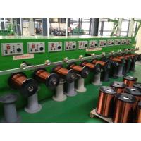 China High Performance Vertical Enameling Machine / Enamelled Round Wire Winding Tester wholesale