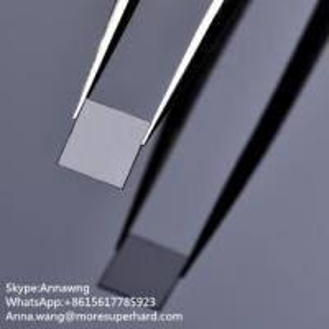 China Single crystal CVD diamond plates,MCD synthetic diamond plate,SCD diamond plates factory price wholesale