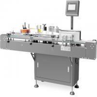 Buy cheap Round Bottle Automatic Labeling Machine , Side Face Labeler Easy Maintain from wholesalers