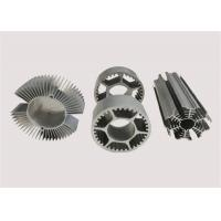 China Small Bundle Package Industrial Aluminium Extrusions / Round Aluminum Extrusions wholesale