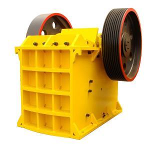 Buy cheap Small Iron Ore Crusher Machine PE 250 X 400 , Mini Iron Ore Jaw Gold Mining Rock from wholesalers