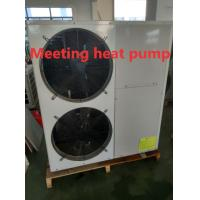 China High Cop Air Source EVI Commercial Heat Pump , Keep Working At -25C CE Approved wholesale