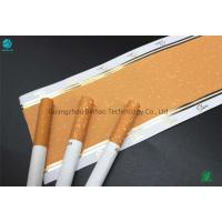 Buy cheap Grammage 34gsm Cigarette Tipping Paper Wrapping Filter Adding Sweetness from wholesalers
