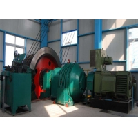 China 4 Wire Ropes 300MM 4m Single Drum Hoist For Lifting Coal wholesale