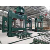 Buy cheap 2019 plywood hot press machine from wholesalers
