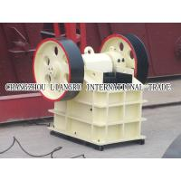 Buy cheap Simple Structure Mini Black Jaw Crusher Pe 600 X 900  , Mobile Concrete Crusher For Crushing Stone Ore from wholesalers