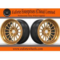 Buy cheap Ferrira 458 2-PC forged Wheels/New Style forged weels from wholesalers