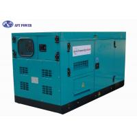 China Continuous Output 60kVA Silent Diesel Generator with Nissan Diesel Engine wholesale