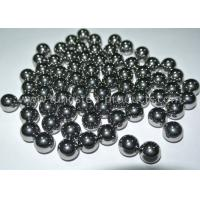 China YG6X Tungsten Carbide Wear Parts , Tungsten Carbide Balls / Pellets For Oil Industry wholesale