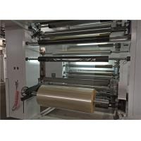 China Double Station Structure Rotogravure Printing Machine For PE Aluminum Foil Material wholesale