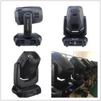 China High Brightness Moving Head Stage Light / Moving LED Stage Lights For Large Concert wholesale