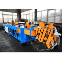 China Cnc Deformed Heavy Duty Pipe Bending Machine For Ms Square Steel Tube wholesale