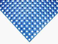 China NR Anti-slip Rubber Mat , Rubber kitchen mat 1020mm x1020mm x 15mm wholesale