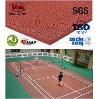 China outdoor sport rubber floor for play areas on sale