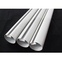 Buy cheap Aluminum Round Tube Kitchen Ceiling Tiles Suspended Metal , 75mm Dia from wholesalers