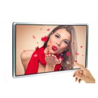 Quality WIFI Control Digital Media Signage  , Android  Wall Mounted Touch Screen Kiosk for sale