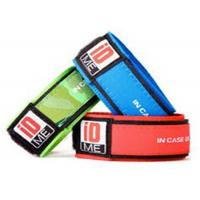 China Kids ID Bracelet With ID Insert Card wholesale
