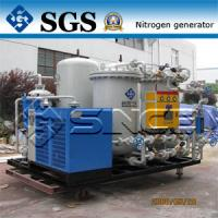 China PSA nitrogen gas equipment approved SGS/CE certificate for steel pipe annealing wholesale
