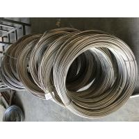 China 7.1g/Cm3 Density Fecral Resistance Wire Sulfuration Resistance Wire For Electric Oven wholesale