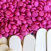 China 15 Colors Painless Bleached Wax Beans Depilatory Hard Wax Beads Hair Removal 100g/3.5 OZ 15 Colors Hard Wax Bean wholesale