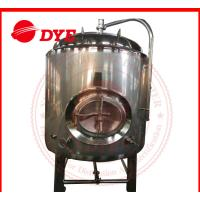 China Anti aging Semi-Automatic Home Beer Brewing Equipment For Restaurant CE wholesale