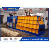 Buy cheap Q43W-6300A Automatic Scrap Metal Shear Box Mouth Cutting Machine 1400 Blade Length 10ton Capacity from wholesalers