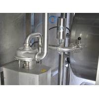 China Split Type Semi Automatic CIP Cleaning System 3TPH SUS304 Producttion Line Washer on sale