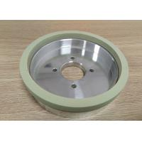 China Hole 31.5mm Vitrified Diamond Wheels Abrasion Resistance High Efficiency wholesale