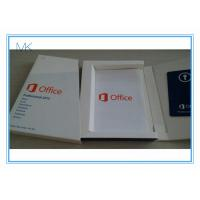 China Microsoft Office 2013 Product Key Card , MS Office 2013 Pro Plus Online Activation on sale
