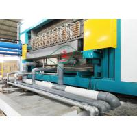 Buy cheap Auto Recycle Paper 6000pcs/h Egg Tray Making Machine with 6 Layers Dryer from wholesalers