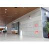 China Non Asbestos Exterior Fiber Cement Board , Fibre Cement External Cladding Damp Proof wholesale