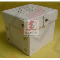 China White Gift Candle Packaging Boxes Cardboard Storage Boxes With Lids wholesale