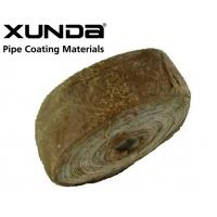 China Brown Color Marine Hatch Cover Anti Corrosive Tape wholesale