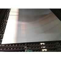 China 2205 Duplex Cold Rolled Stainless Steel Sheet 2B Finish Chemical Processing wholesale