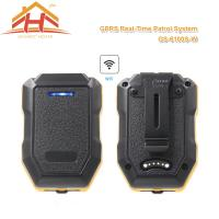 China Waterproof Black GSM Guard Tour Monitoring System With Real Time Transfer wholesale