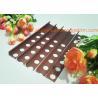 China 10mm Aluminium Tile Edge Trim , Straight Edge Bathroom Outside Tile Corner Trim wholesale