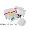 China Microtiter Wells Elisa Test Kit , Reliable H.Pylori Test Kit 60 ML Washing Buffer wholesale