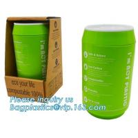 China Coffee cup, PLA compostable cups, water cup, compostable cupcake coffee, disposable coffee cup wholesale