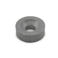 China SGS SmCo Rare Earth Ring Magnets With Countersunk Hole on sale