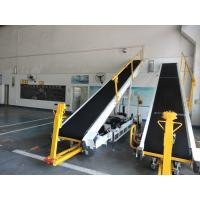 China Towable Airplane Conveyor Belt Hydraulic Oil Volume 80 - 100L  Easy Maintain wholesale