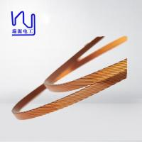 Buy cheap RF Transformers Copper Profiled High Frequency Litz Wire 1.2x1.2mm from wholesalers