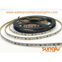 China 5MM thin 2835 Flexible LED Strip , CCT 6500K  White Flex LED ribbon 300D billboard wholesale