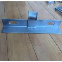 China Electric Power Line Fittings Cross Arm Angle Iron Q235 Mild Steel Material wholesale
