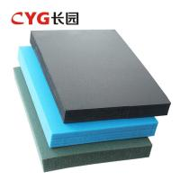 China 50 - 100mm PE Shock Absorbing Foam , Marine Flotation Foam Excellent Heat Insulation wholesale