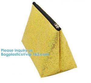Buy cheap Biodegradable Beach Makeup Cosmetic Bag Vinyl Transparent Clear PVC Zipper Tote from wholesalers