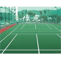 China Outdoor Basketball Court Surfaces , Waterproof Tennis Court Paint Colors wholesale